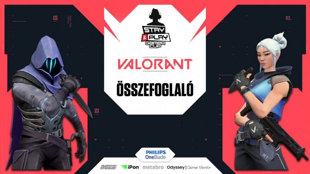 A need more DM nyerte a Stay & Play Gamer Cup Valorant felvonását! 1