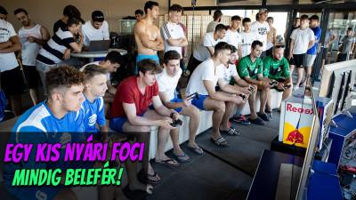 A meleg ellenére is sok FIFA 20 játékost és strandfoci rajongót mozgatott meg a Lupa Beach Ball Amatőr Kupa!