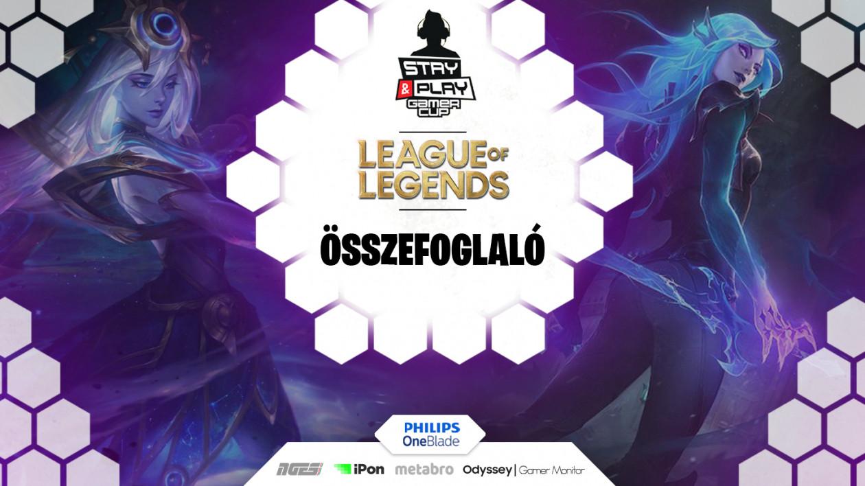 Kisebb meglepetés a döntőben: az Illés Akadémia Spirit nyerte a Stay & Play Gamer kupát