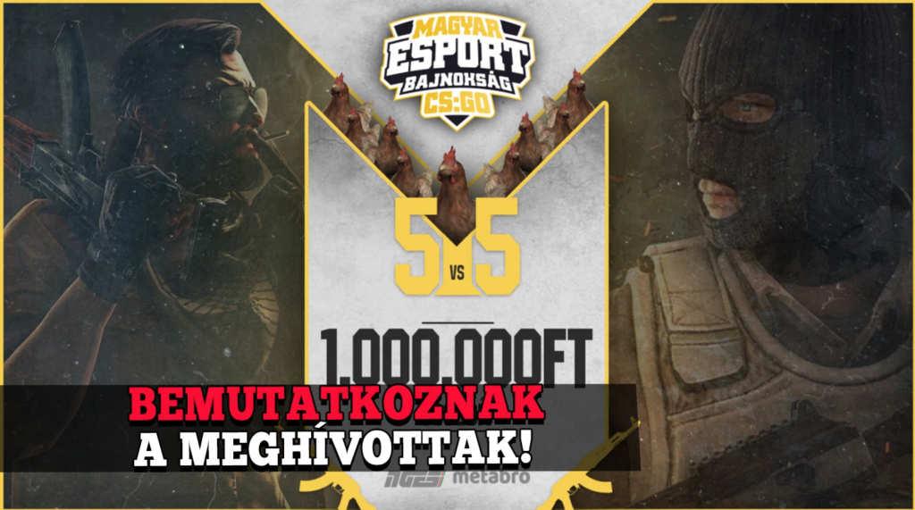 Magyar Esport Bajnokság CS:GO