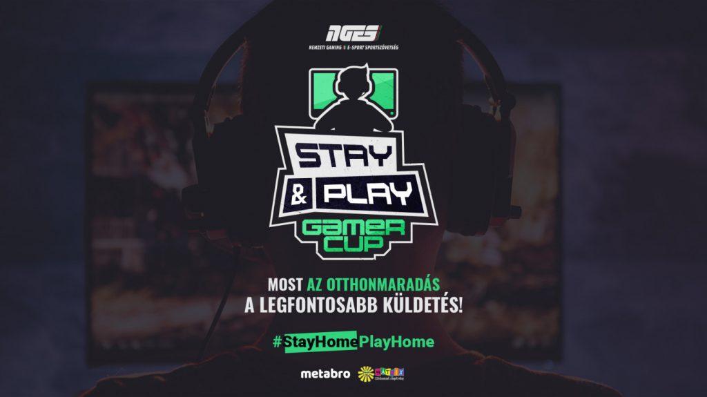 Jön az NGES Stay & Play Gamer Cup, ahol egyszerre nyerhetsz és segíthetsz a szegény gyermekeknek! 1