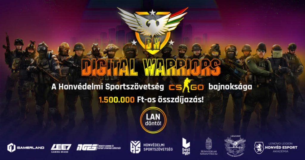 Digital Warriors